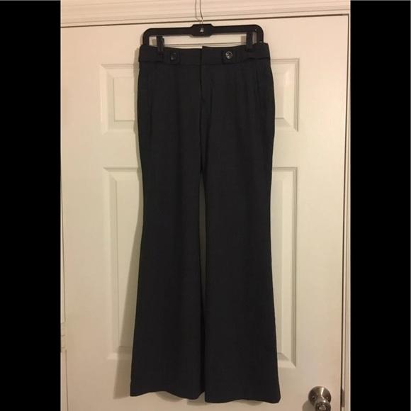 Banana Republic Pants - Banana Republic Womens Jackson Fit Charcoal Size 2